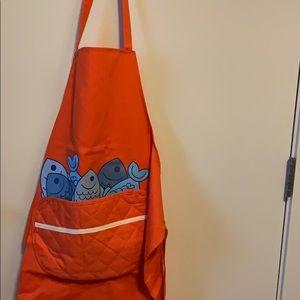 Fragonard apron and glove